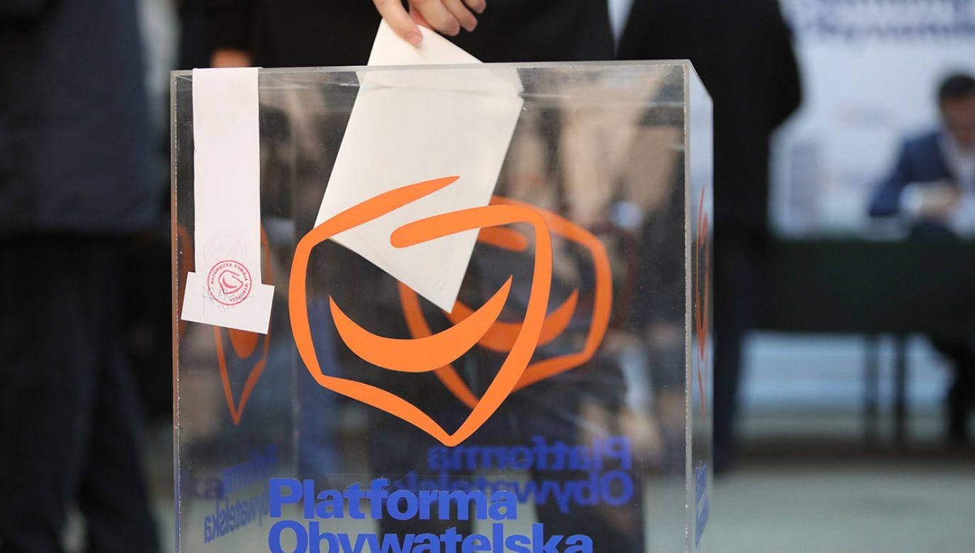 Poseł PiS Jan Kanthak podejrzewa, że po wyborze B. Budki na szefa PO partia będzie opozycją awanturniczą. (fot. PAP/Leszek Szymański)