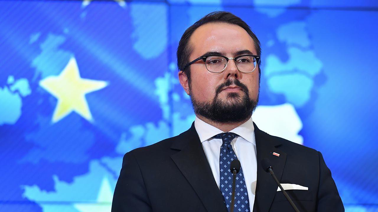 Paweł Jabłoński (fot. PAP/Piotr Nowak)