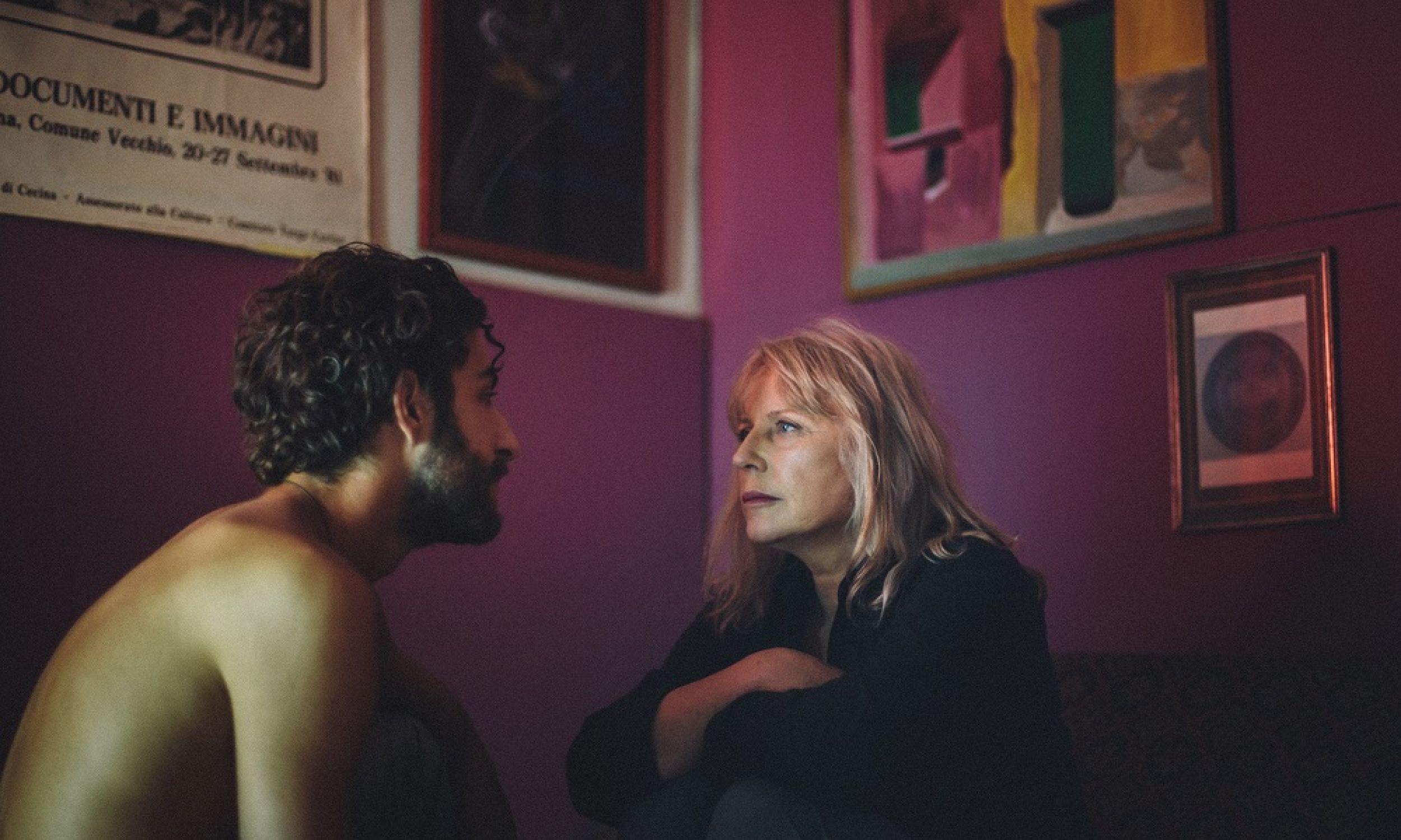 Lorenzo de Moor i Krystyna Janda. Fot. Next film