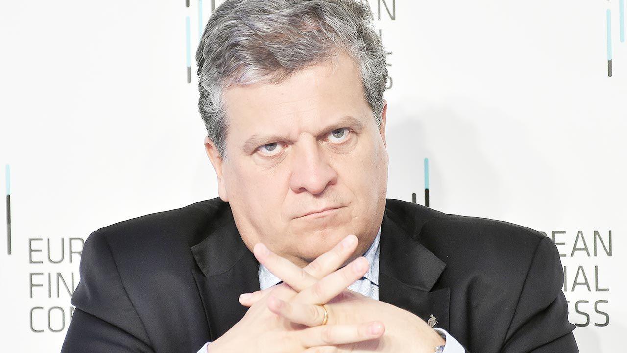 Jan Emeryk Rościszewski  (fot. Forum/Lukasz Dejnarowicz)