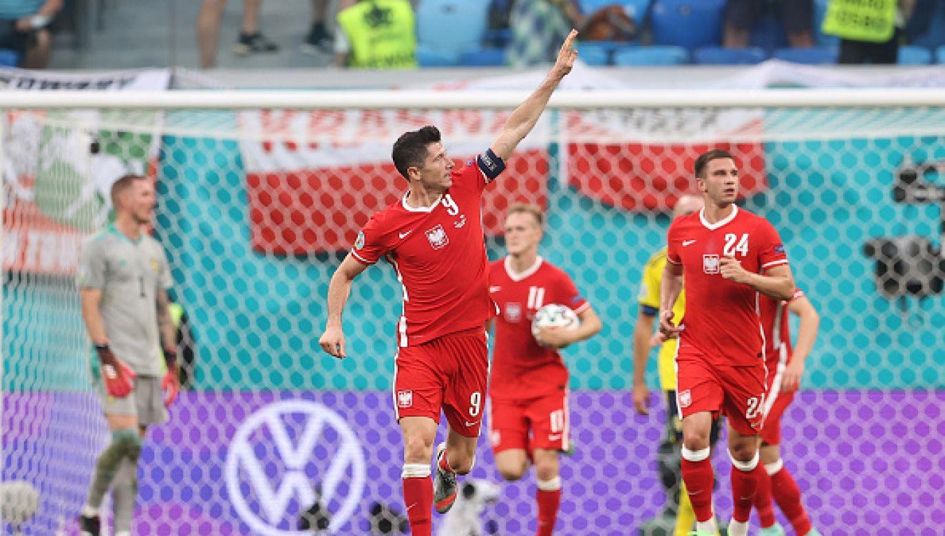 Polska odpadła z EURO 2020 (fot. Getty Images)