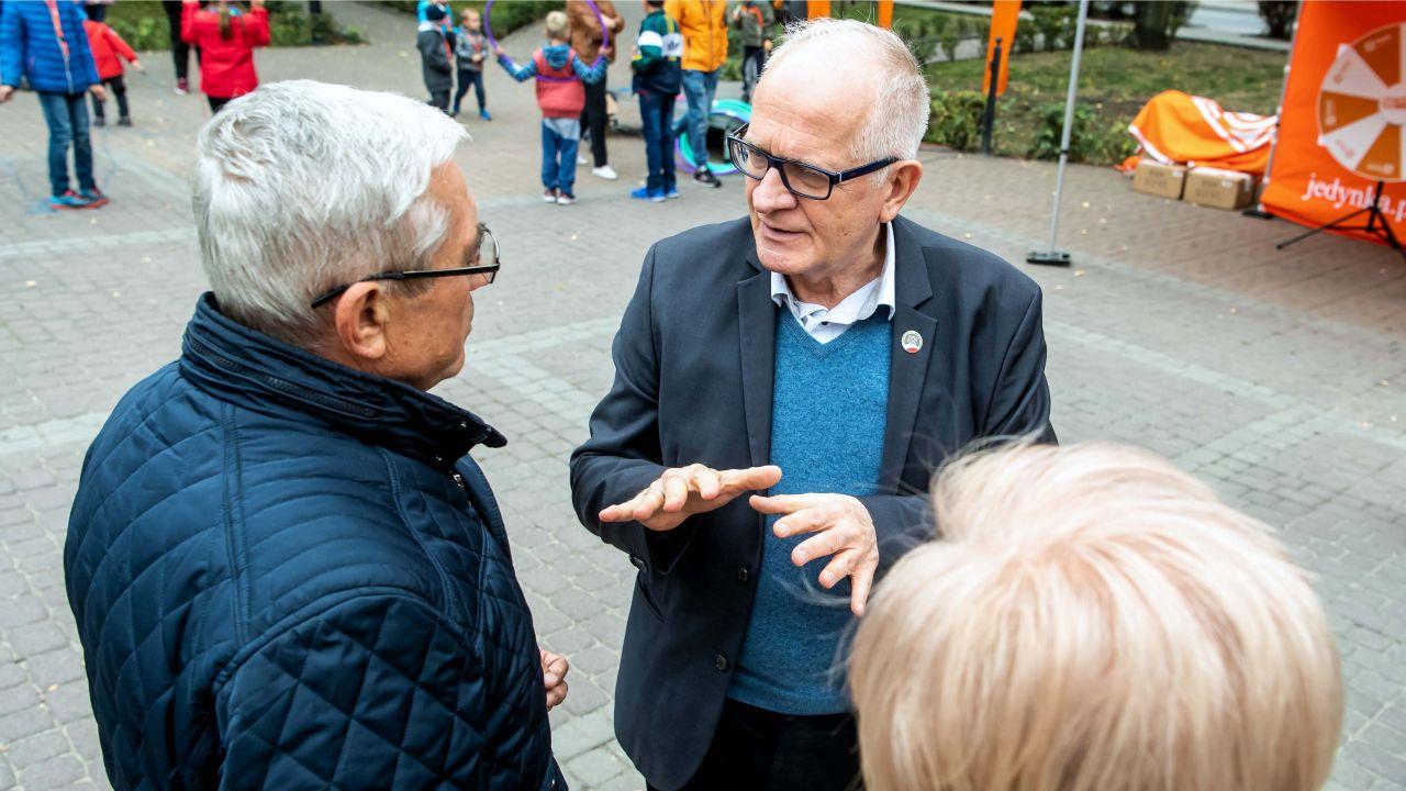 Szef RMN ocenił, że rodzice muszą mieć prawo do decyzji ws. wychowania dzieci (fot. PAP/Tytus Żmijewski)