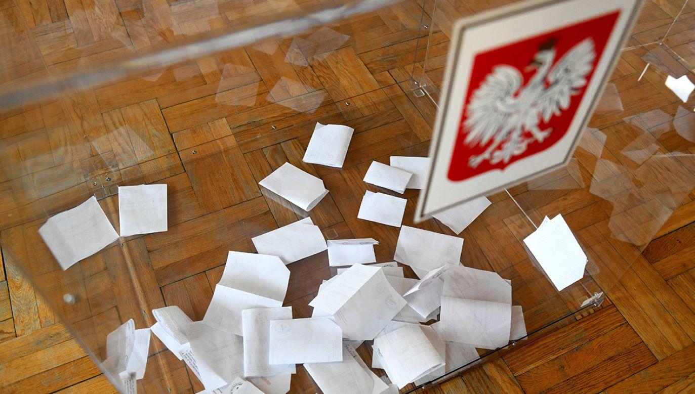 Wyraził nadzieję, że Sejm poprze ten projekt, a Senat niezwłocznie się nim zajmie (fot. PAP/Darek Delmanowicz)