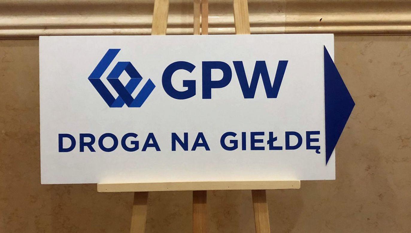 Warszawska giełda jest kilka razy większa niż rynek słowacki (fot. TT/GPW)