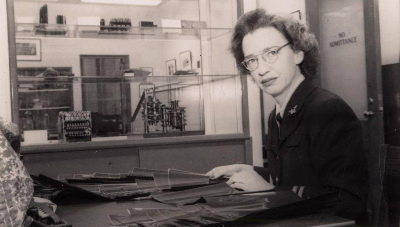 Grace Murray Hopper była pionierką informatyki (fot. fb/Did That Happen Today In History)