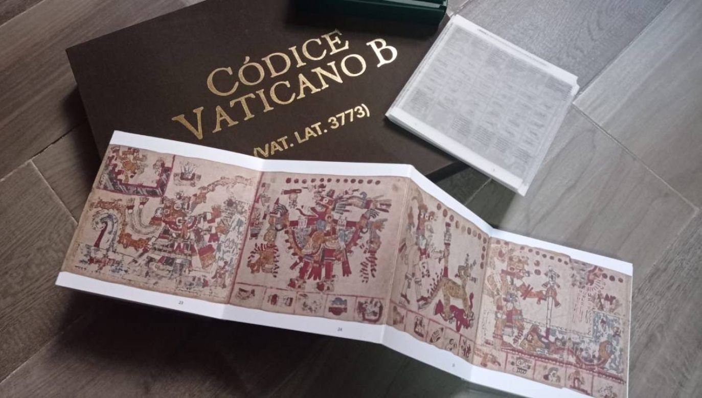 Kodeks ma setki lat (fot. UW)