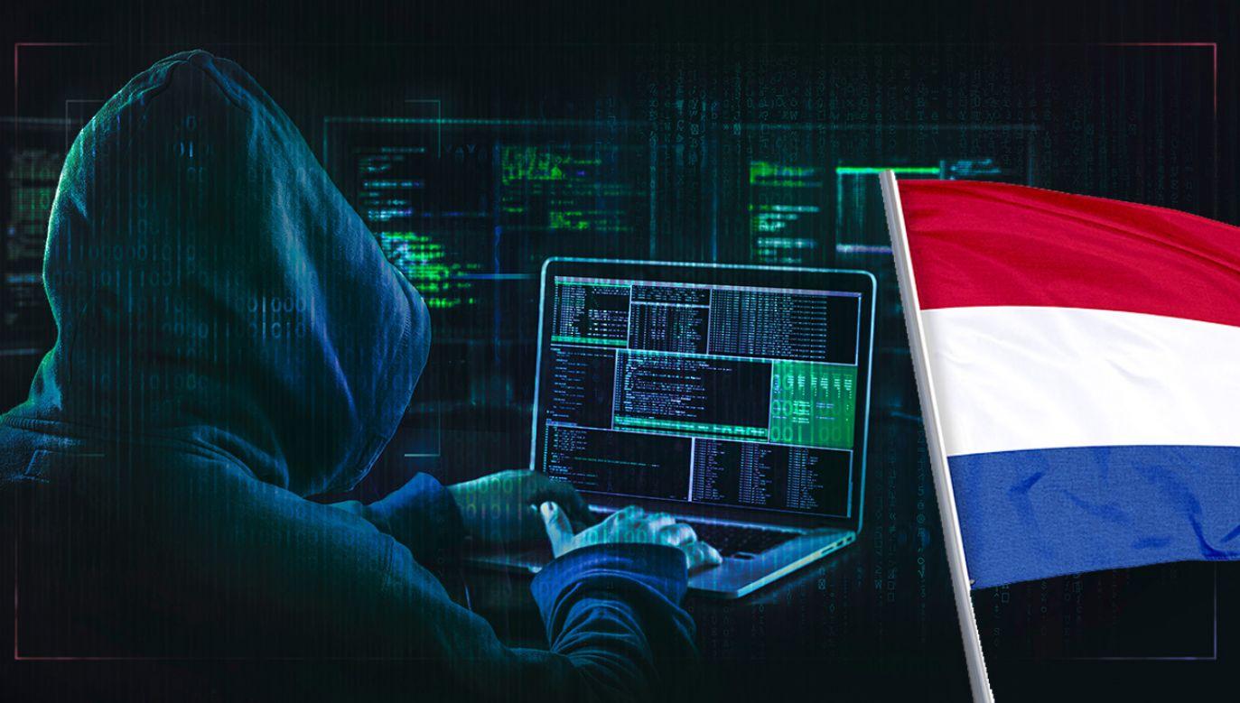 Hakerzy ukradli dane osobowe 3,6 mln Holendrów (fot. Shutterstock)