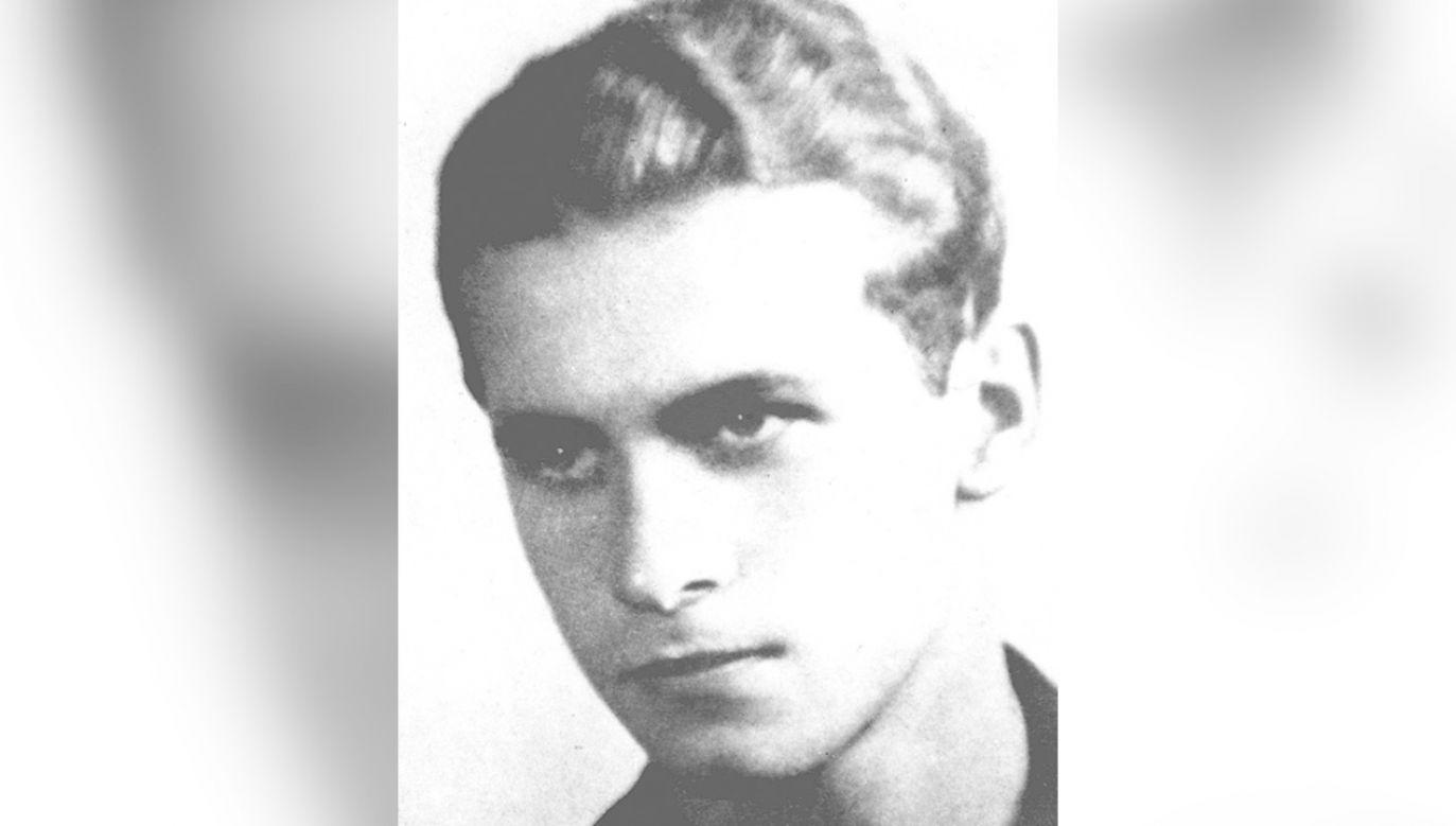 Krzysztof Kamil Baczyński  (fot. PAP)