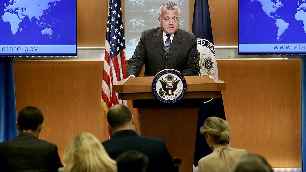 John Sullivan nie chce opuścić Rosji (fot. Win McNamee/Getty Images)