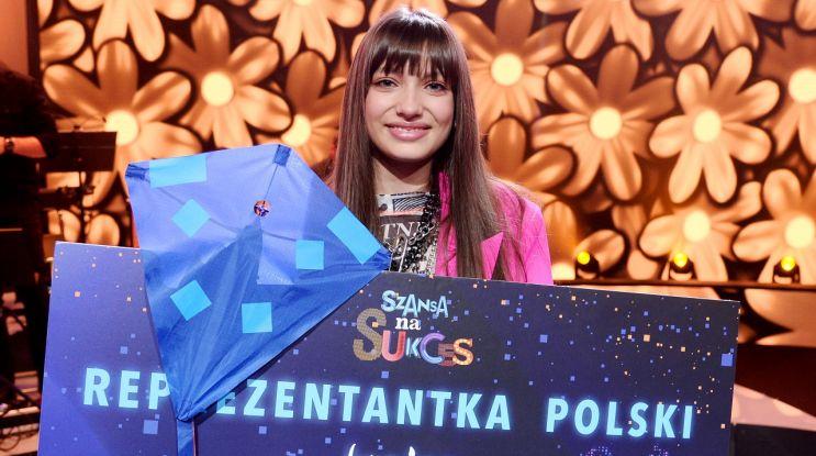 Wiktoria Gabor reprezentantką Polski na Eurowizja Junior 2019