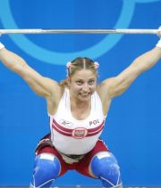 Aleksandra Klejnowska-Krzywańska (fot. Getty Images)