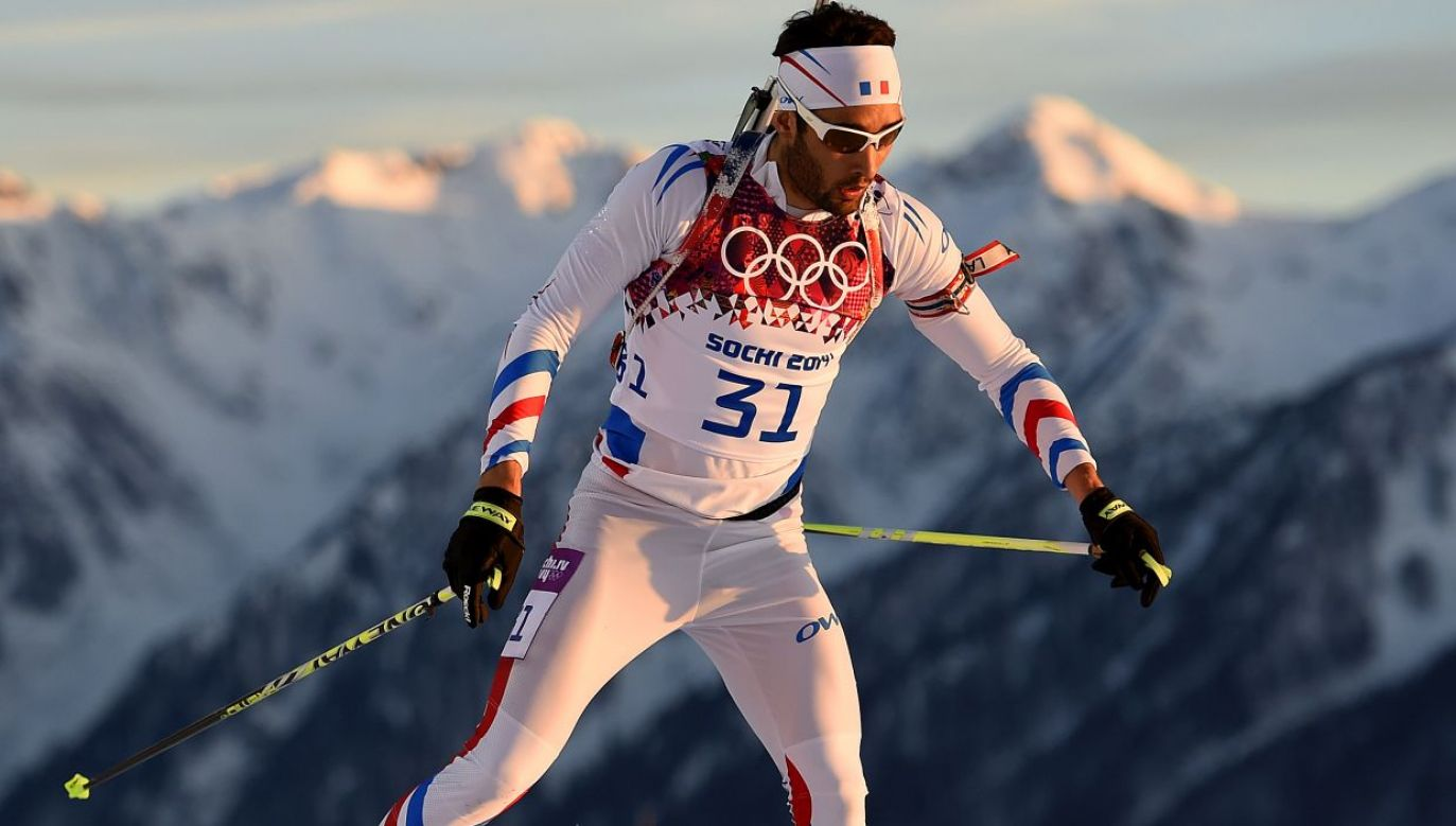 Martin Fourcade (fot. Getty Images)