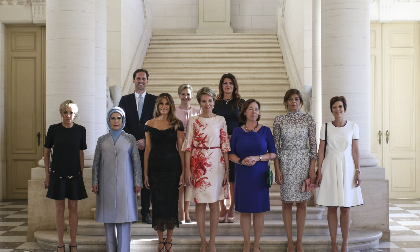(fot. Turkish Presidency / Handout/Anadolu Agency/Getty Images)