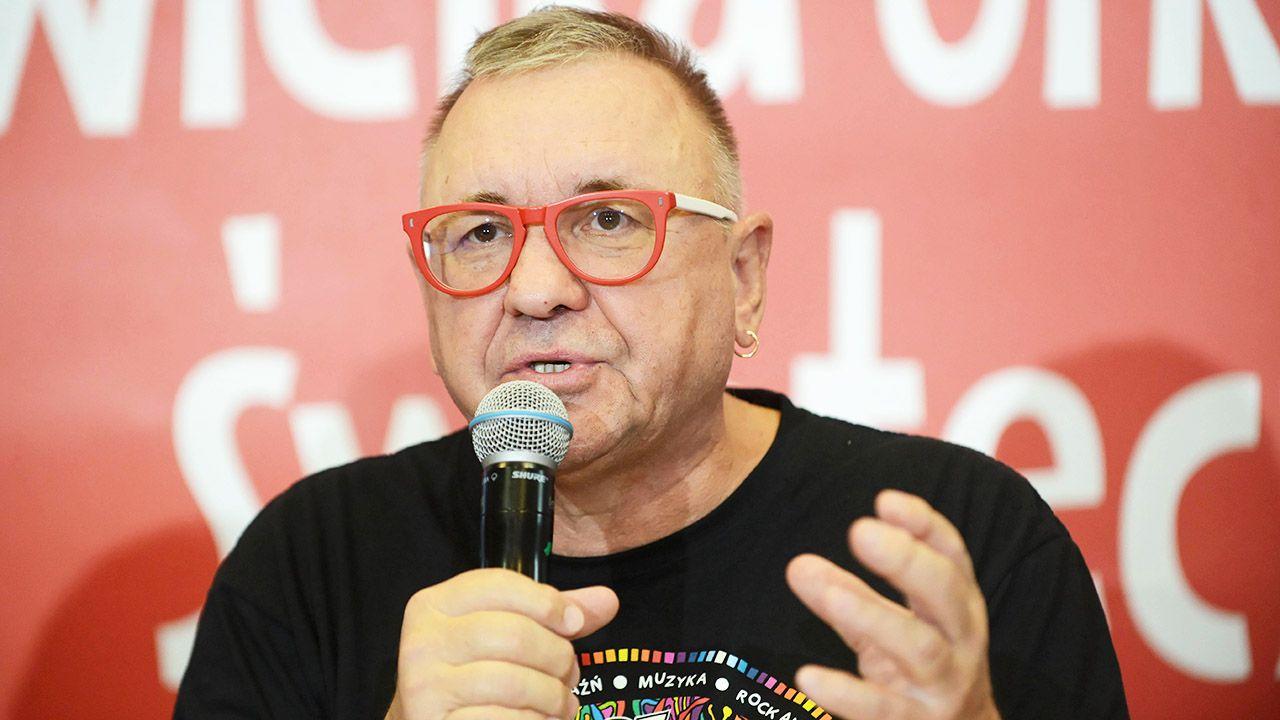 Jerzy Owsiak (fot. arch.PAP/Jakub Kamiński)