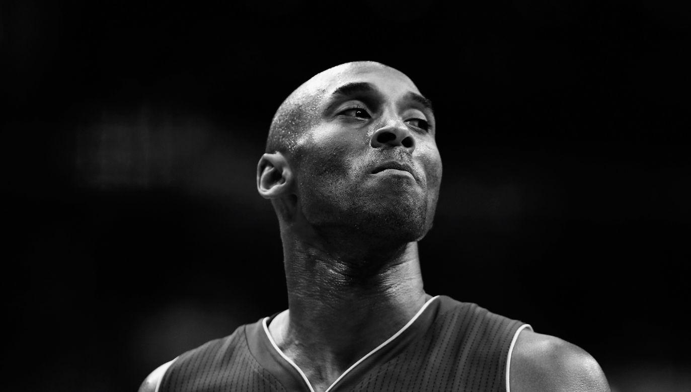 Do katastrofy helikoptera, w której zginął gwiazdor koszykarskiej NBA Kobe Bryant doszło w pobliżu Los Angeles 26 stycznia (fot. Rob Carr/Getty Images)