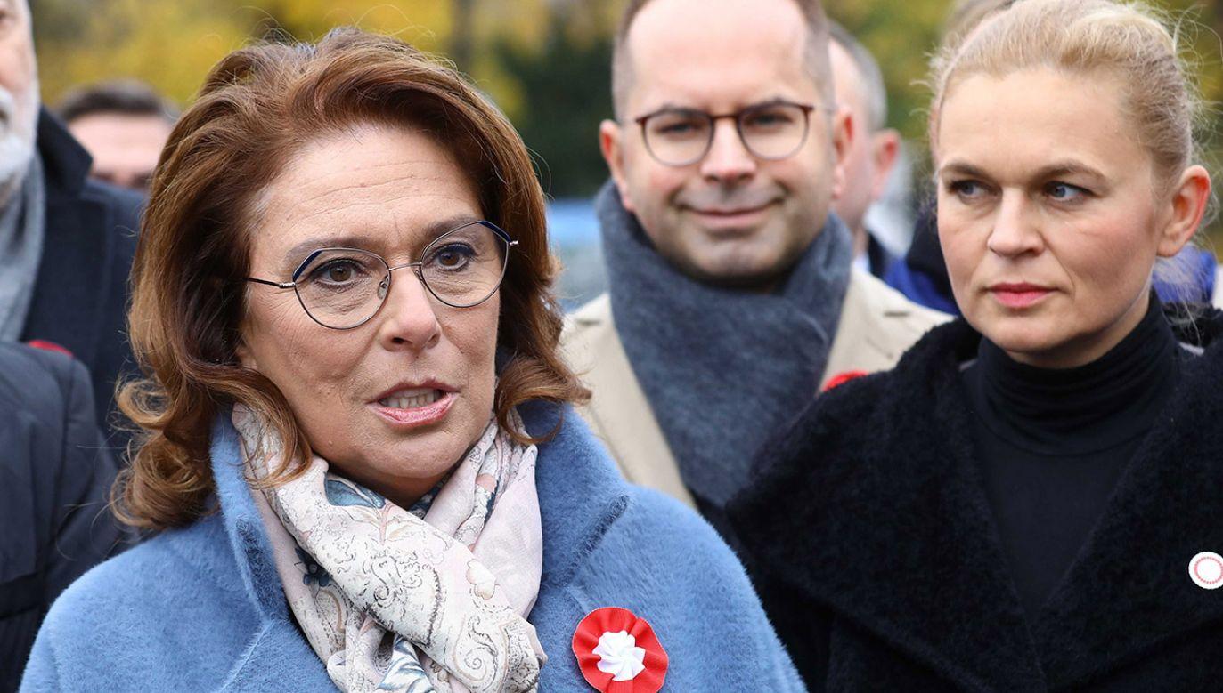 W sobotę Inicjatywa Polska zdecyduje, czy Barbara Nowacka wystartuje w wyborach prezydenckich. Jeśli tak się stanie, to KO może mieć dwie kandydatki.  (fot. arch.PAP/Rafał Guz)