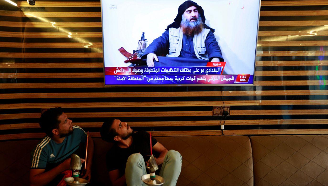 Śmierć Abu Bakra al-Bagdadiego nie oznacza końca tzw. Państwa Islamskiego (fot. REUTERS/Alaa al-Marjani)