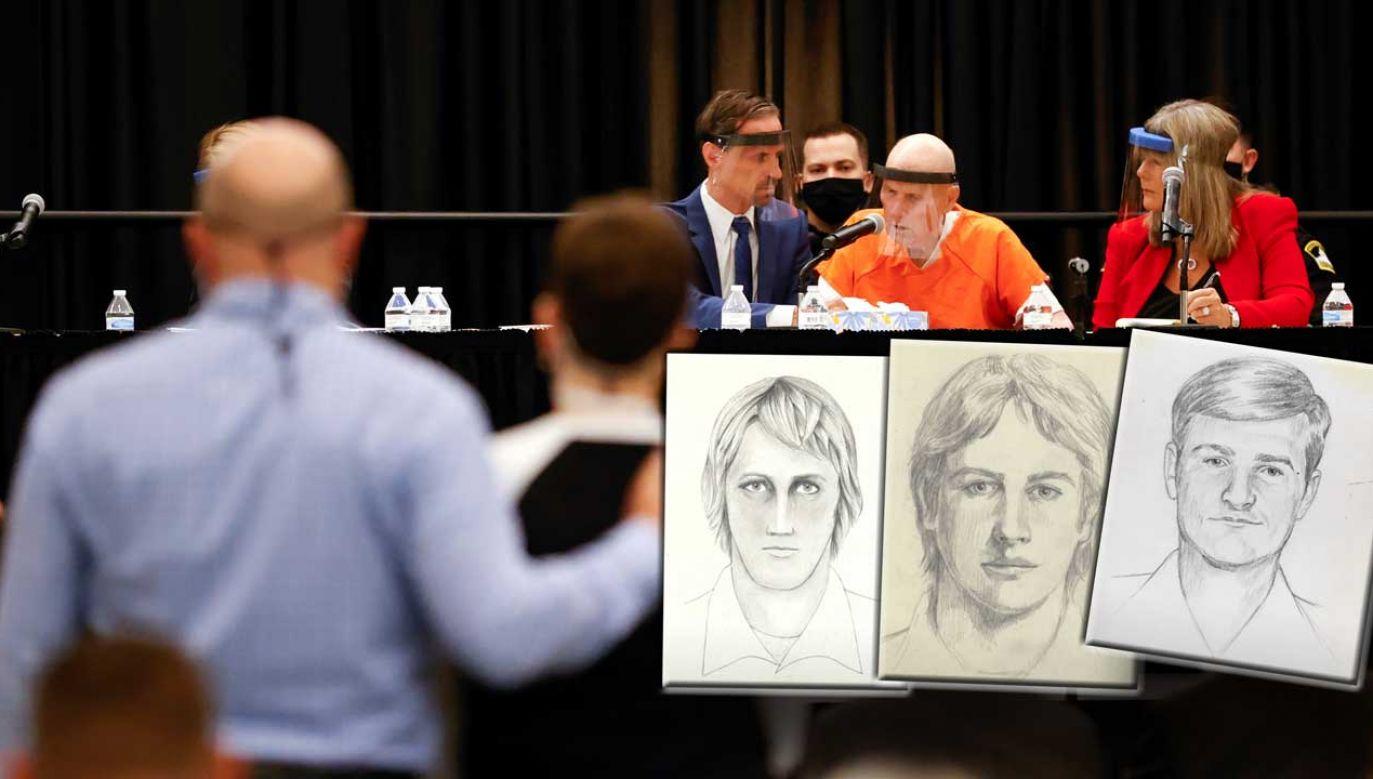 Przesłuchanie odbyło się w auli Uniwersytetu Stanowego w Sacramento (fot. FBI Handout; REUTERS/Fred Greaves)