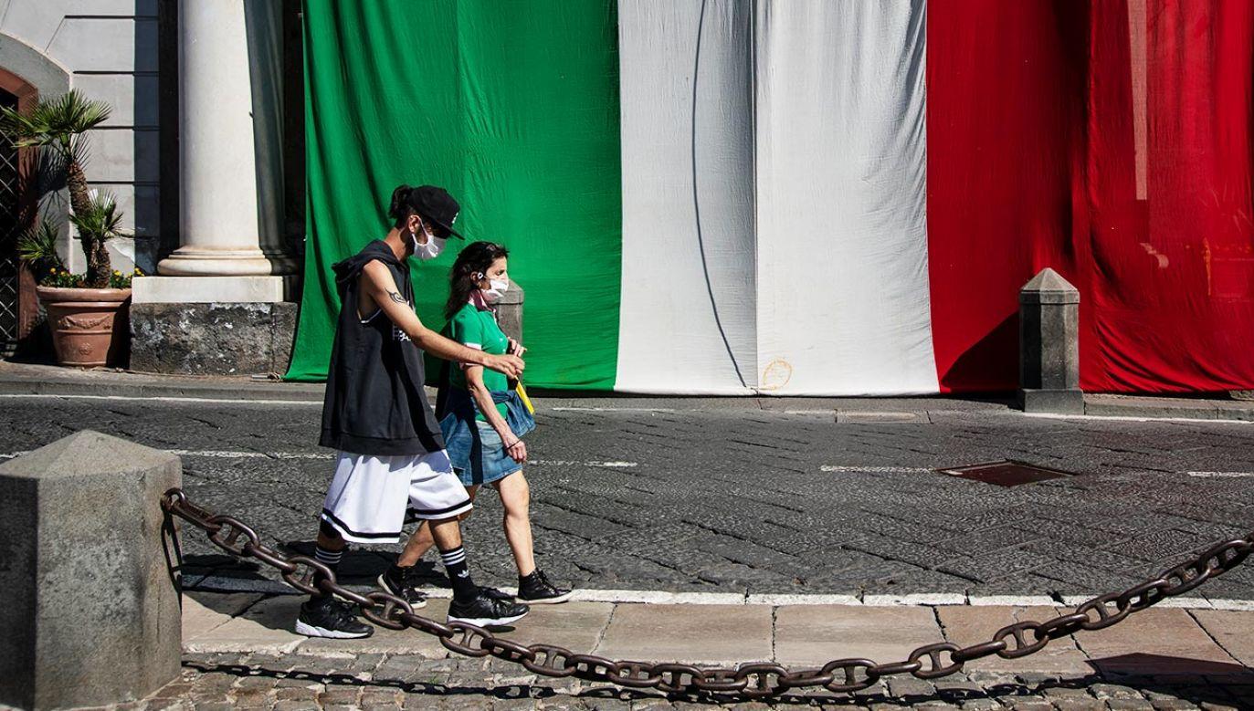 Bilans zmarłych od początku epidemii wzrósł do 58 tys.(fot. Ivan Romano/Getty Images)