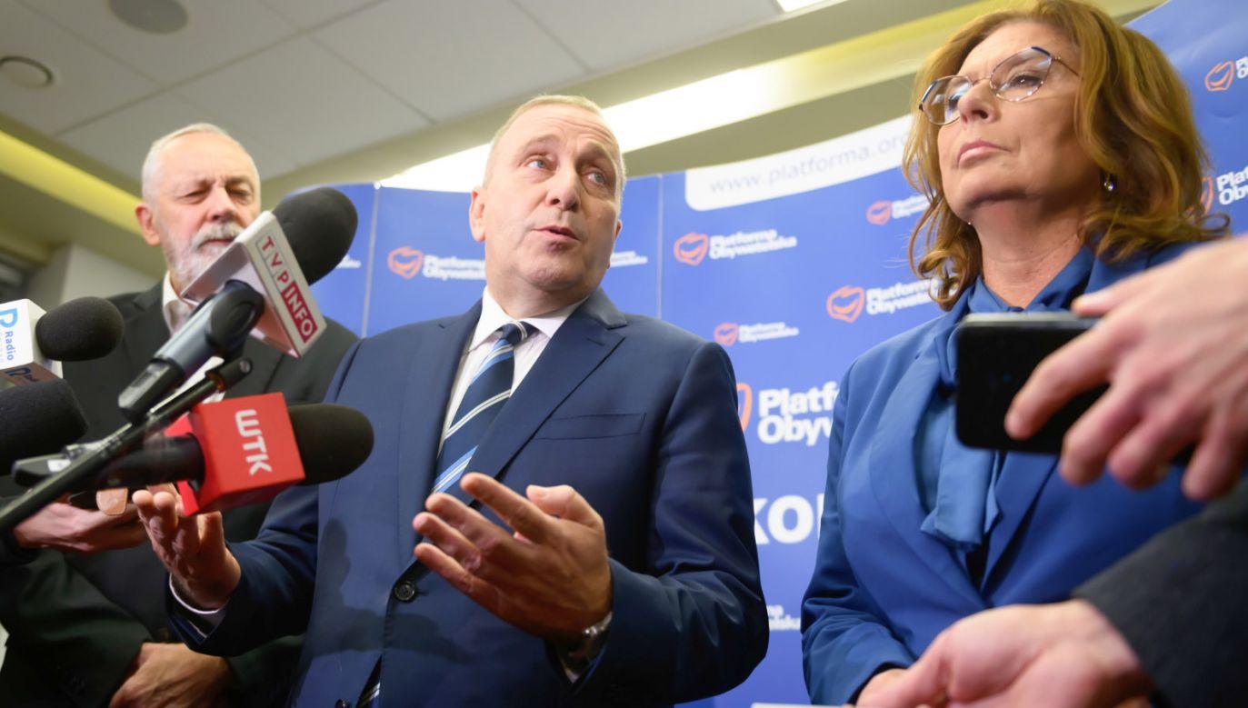 Prawybory w PO mogą skończyć się kompromitacją (fot. PAP/Jakub Kaczmarczyk)