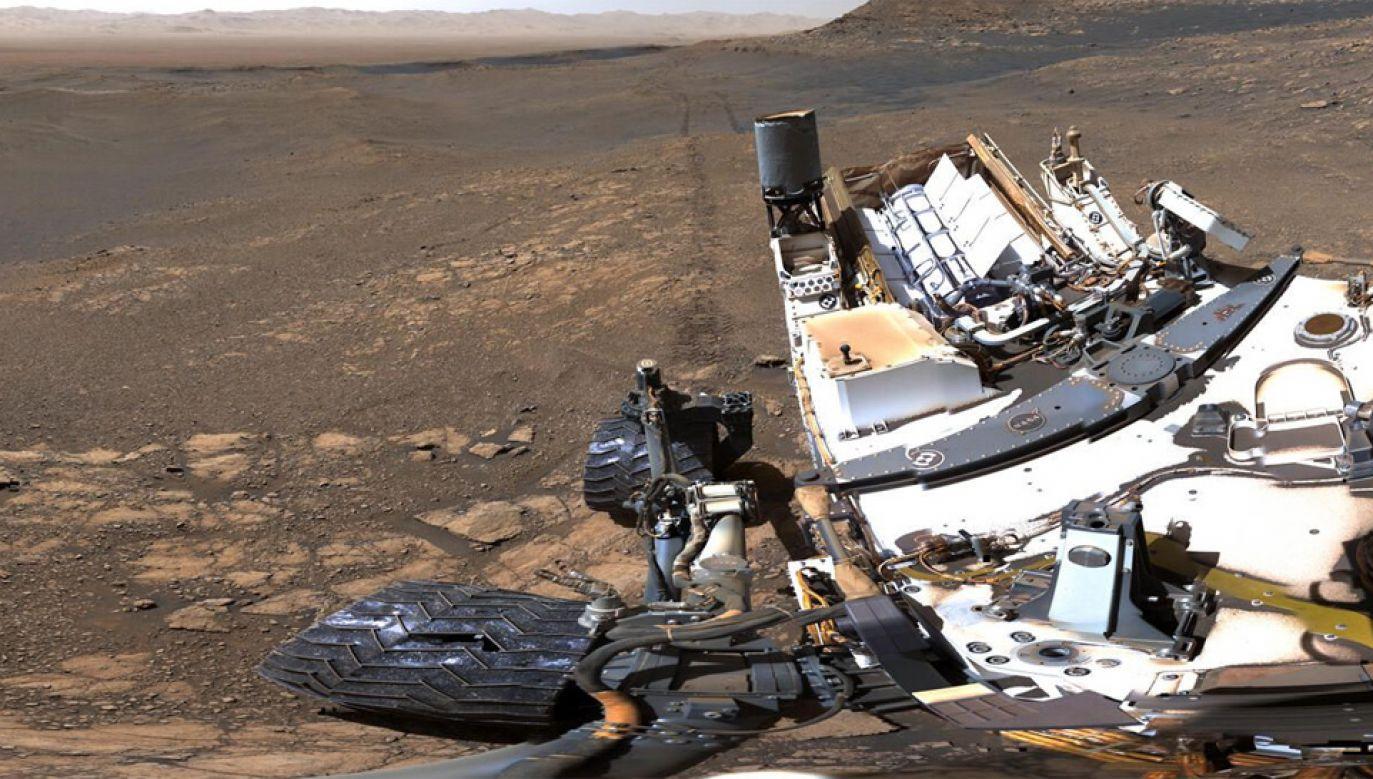 Panorama składa się 1,8 miliarda pikseli (fot. NASA)