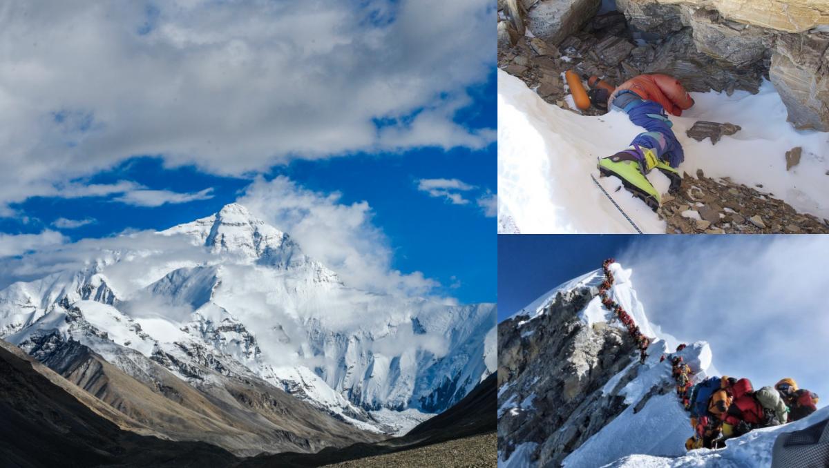 Wstrzasajaca Obojetnosc Himalaistow Historia Najslynniejszego Ciala Na Everescie Youtube