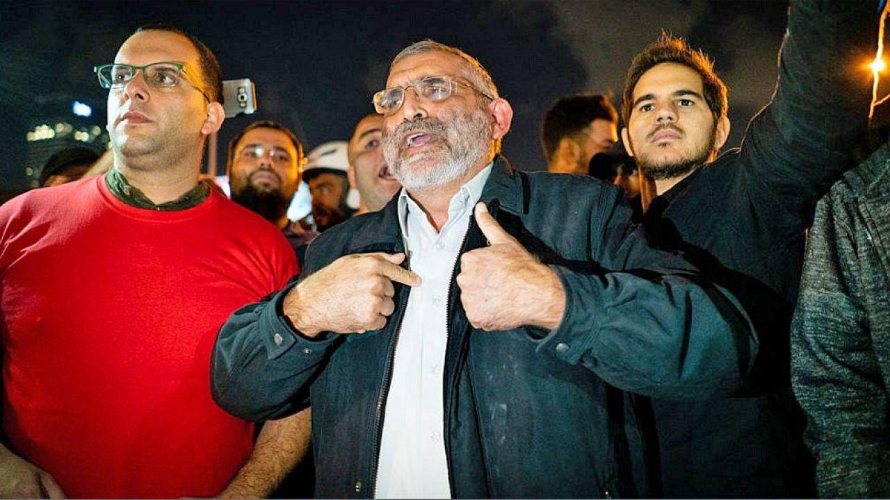 Liderem Siły dla Izraela jest Michael Ben Ari (w środku; fot. TT/Jewish Community)