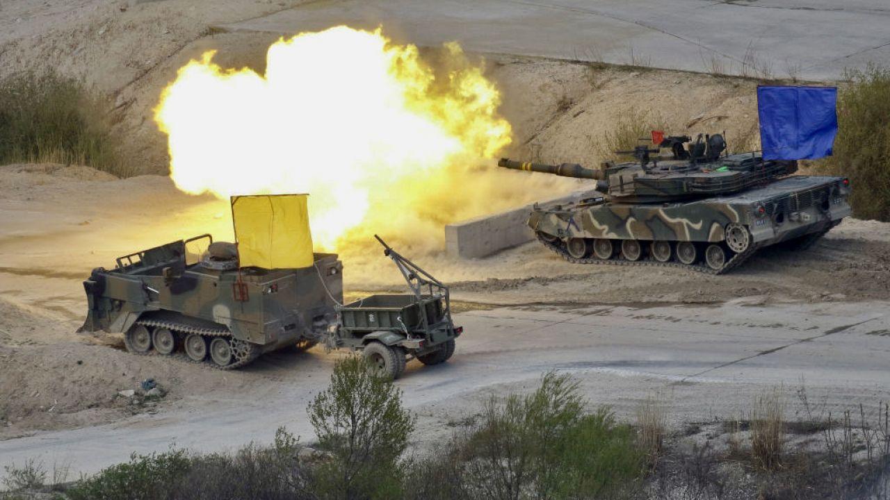 W  Defender-Europe 21 bierze udział ponad 30 tys. żołnierzy (fot. NurPhoto via Getty Images)