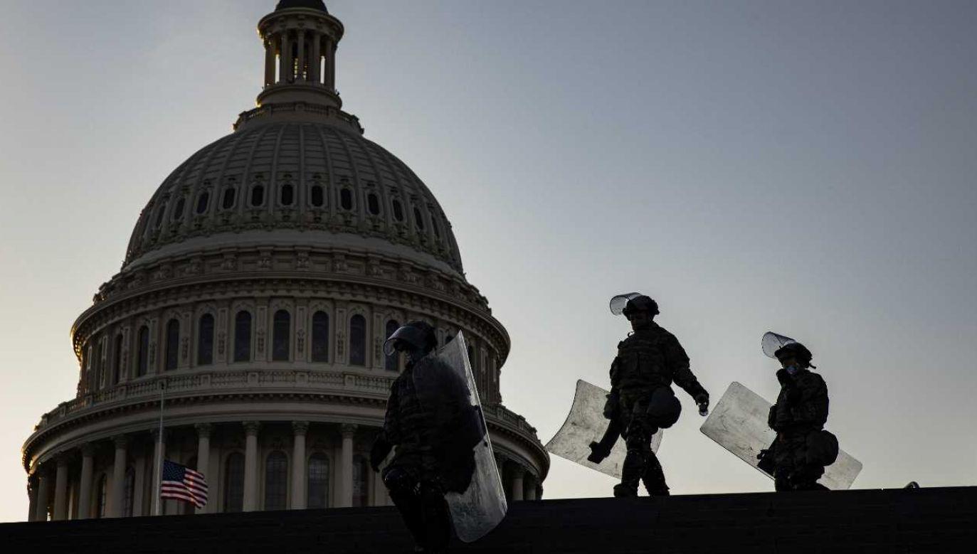 Inauguracja zaplanowana jest na środę (fot. PAP/EPA/SAMUEL CORUM)