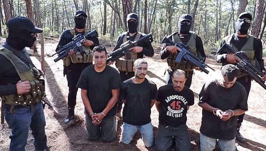 CJNG to najgroźniejszy kartel w Meksyku (fot. YT)