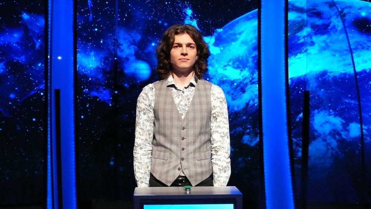 Pan Jakub Dąbrowski to zwycięzca 13 odcinka 124 edycji
