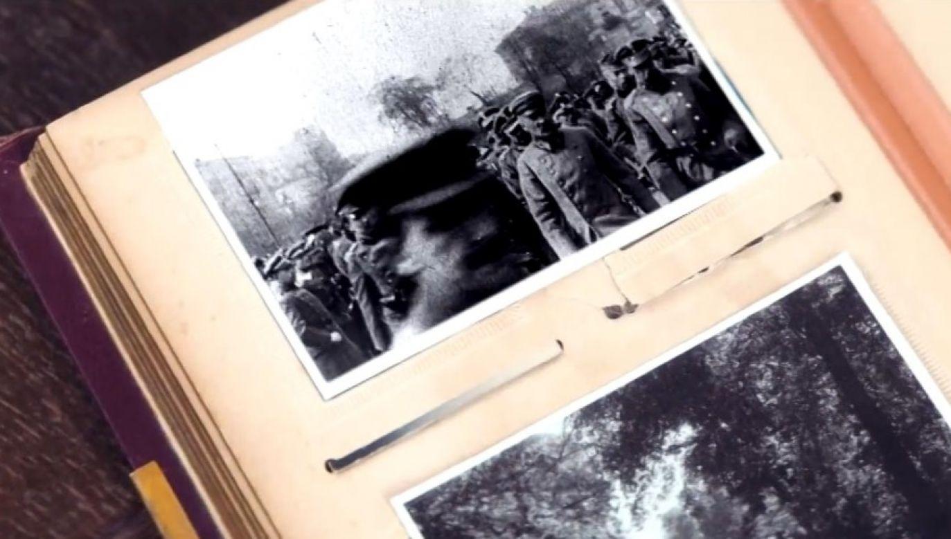 Rodzina wielopokoleniowa wspomina bohaterów Bitwy Warszawskiej (fot. tvp)