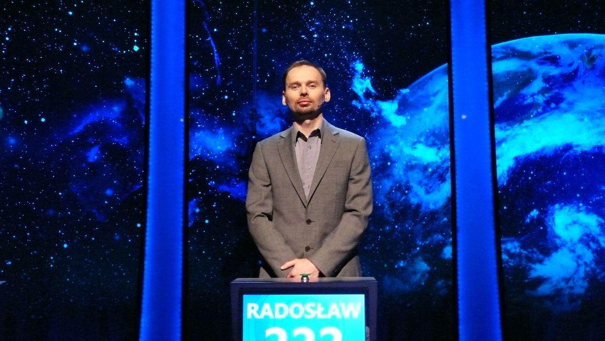 Pan Radosław Łygas - zwycięzca 3 odcinka 114 edycji