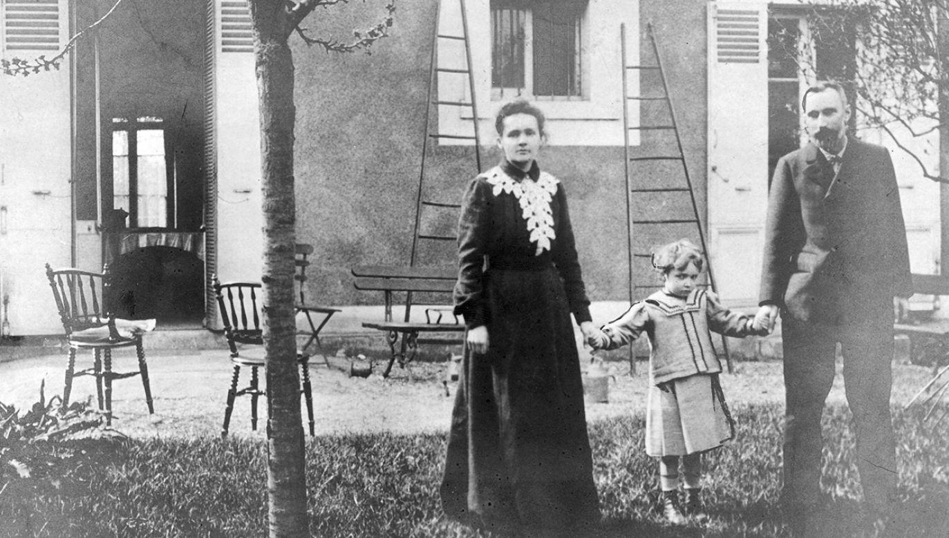 Dom Marii Skłodowskiej-Curie został wystawiony na sprzedaż za 790 tys. euro (fot. Hulton Archive/Getty Images)