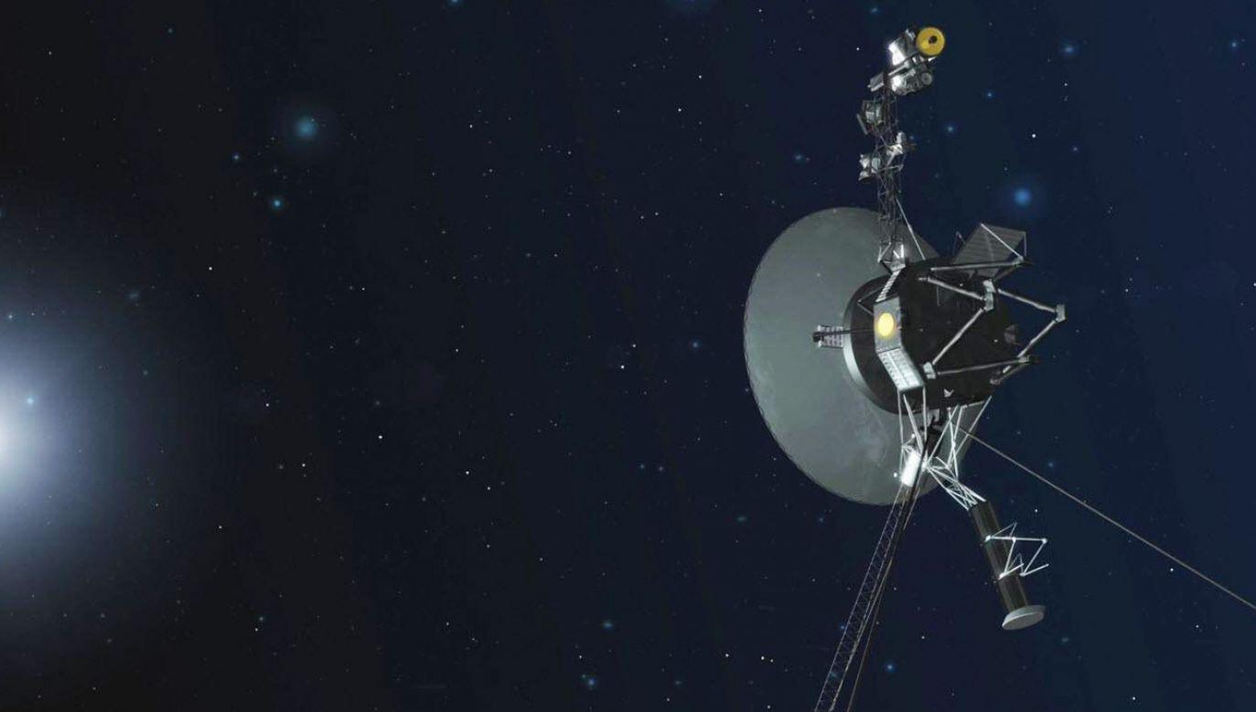 Zebrane przez próbniki informacje dostarczają naukowcom bezcennych danych (fot. NASA/JPL-Caltech)