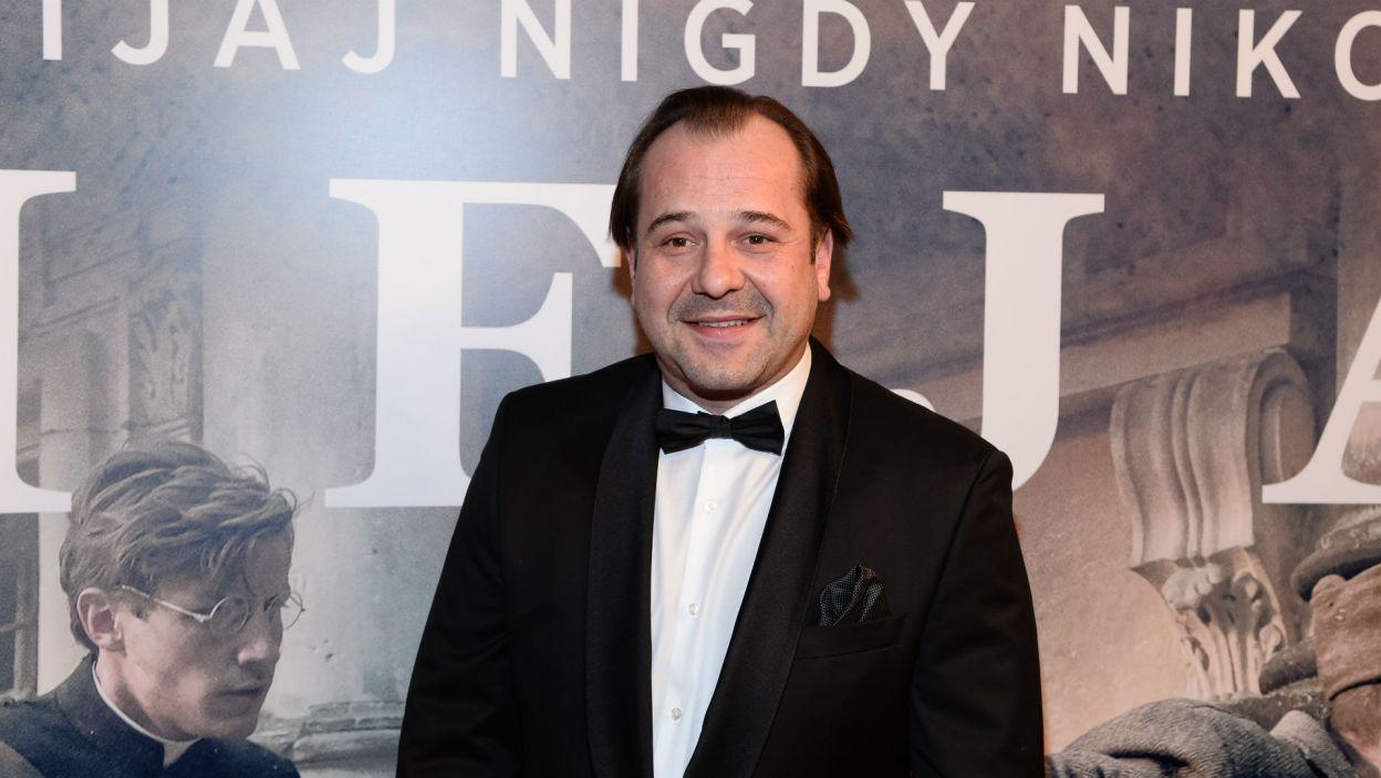 Jakub Wieczorek wcieli się w rolę Jacka Kuronia (fot. Jan Bogacz)