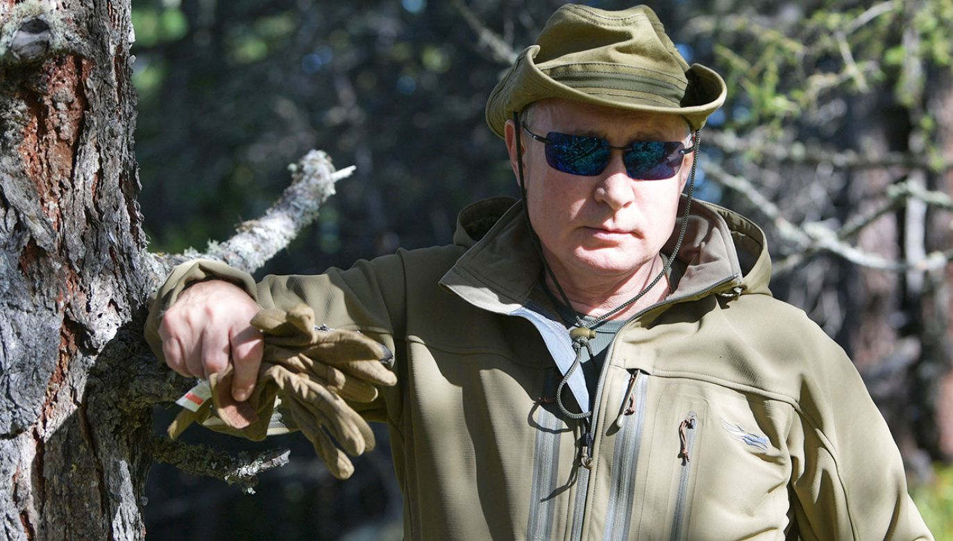 Prezydent Rosji Władimir Putin (fot. PAP/EPA/ALEXEY DRUZHINYN /SPUTNIK/KREMLIN / POOL)