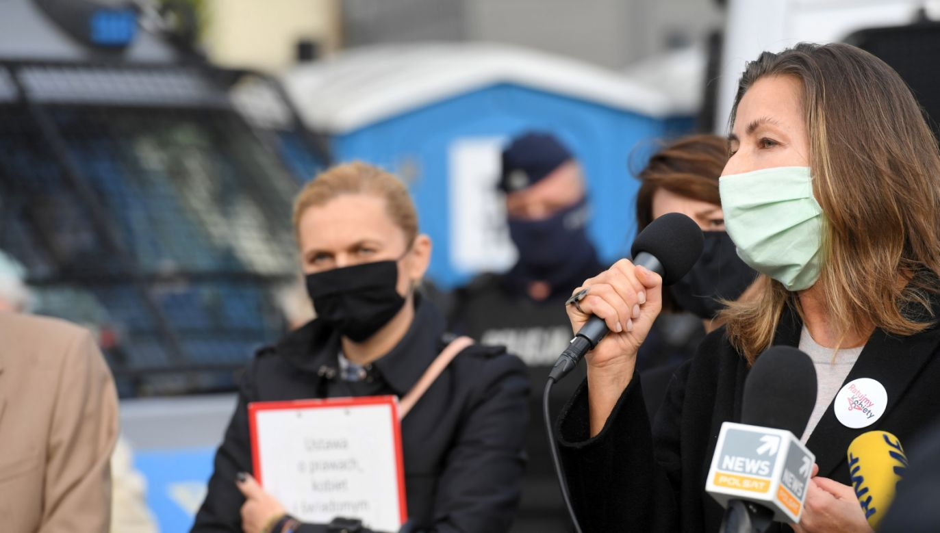 """Według opozycji, mamy do czynienia z """"pseudowyrokiem"""" (fot. PAP/Piotr Nowak)"""