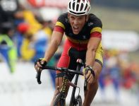 Philippe Gilbert zdobył w 2011 roku Velo d'Or – nagrodę dla najlepszego kolarza sezonu (fot. Getty Images)