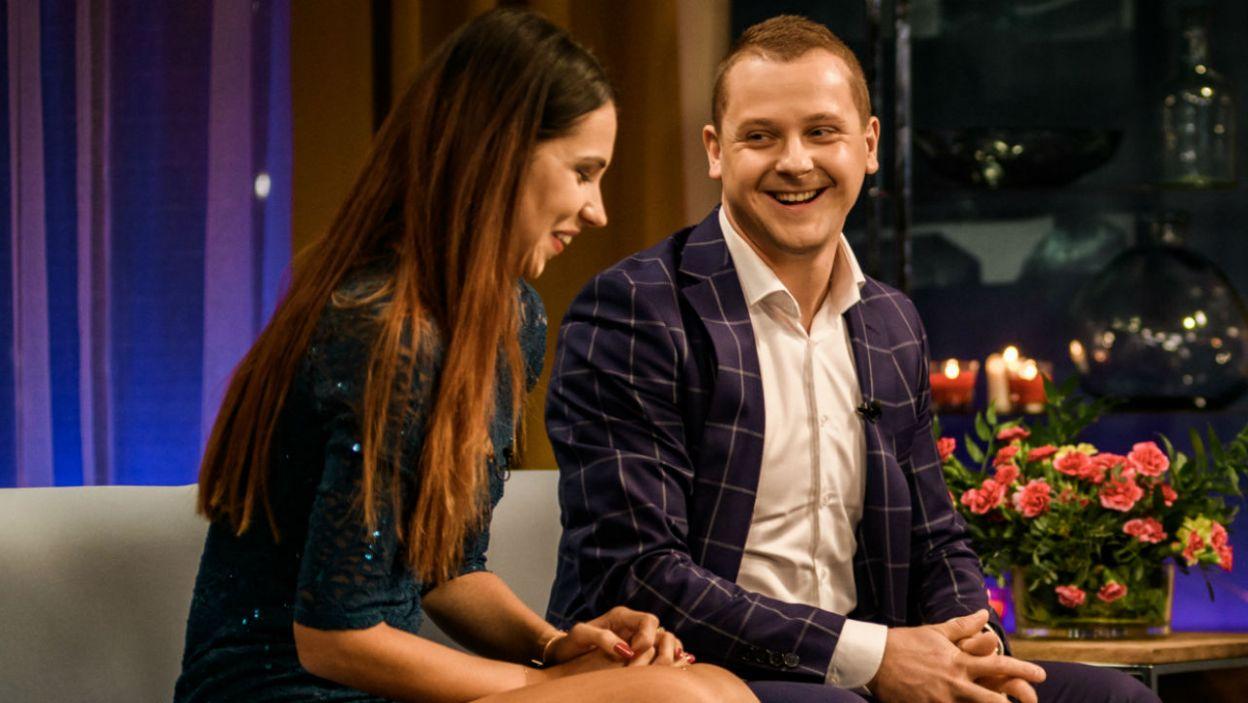 Diana i Seweryn nabrali dystansu do całej sytuacji i potrafią nawet razem się śmiać (fot. TVP)
