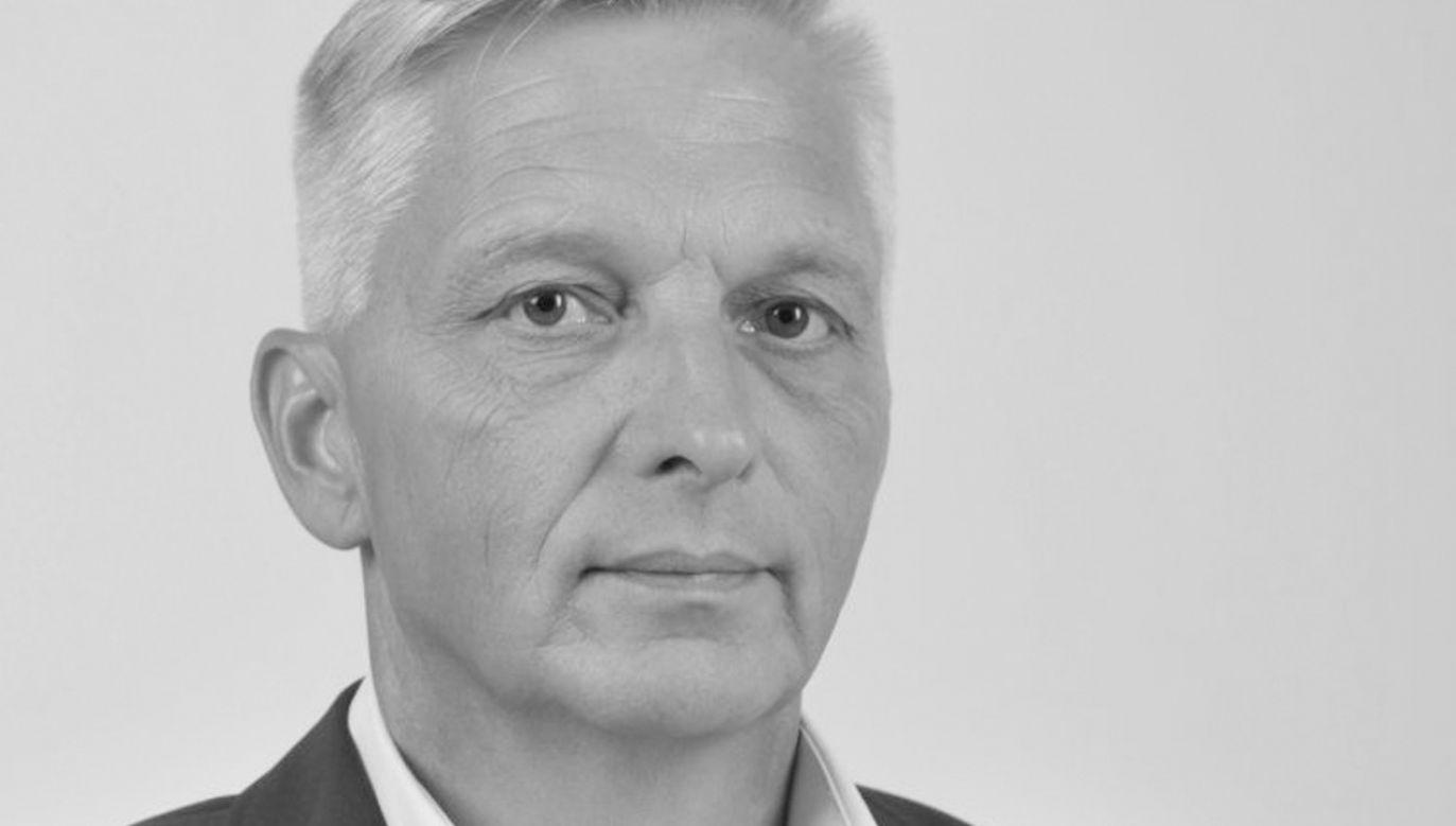 Zmarł Marcin Niedziela starosta oświęcimski (fot. www.powiat.oswiecim.pl)