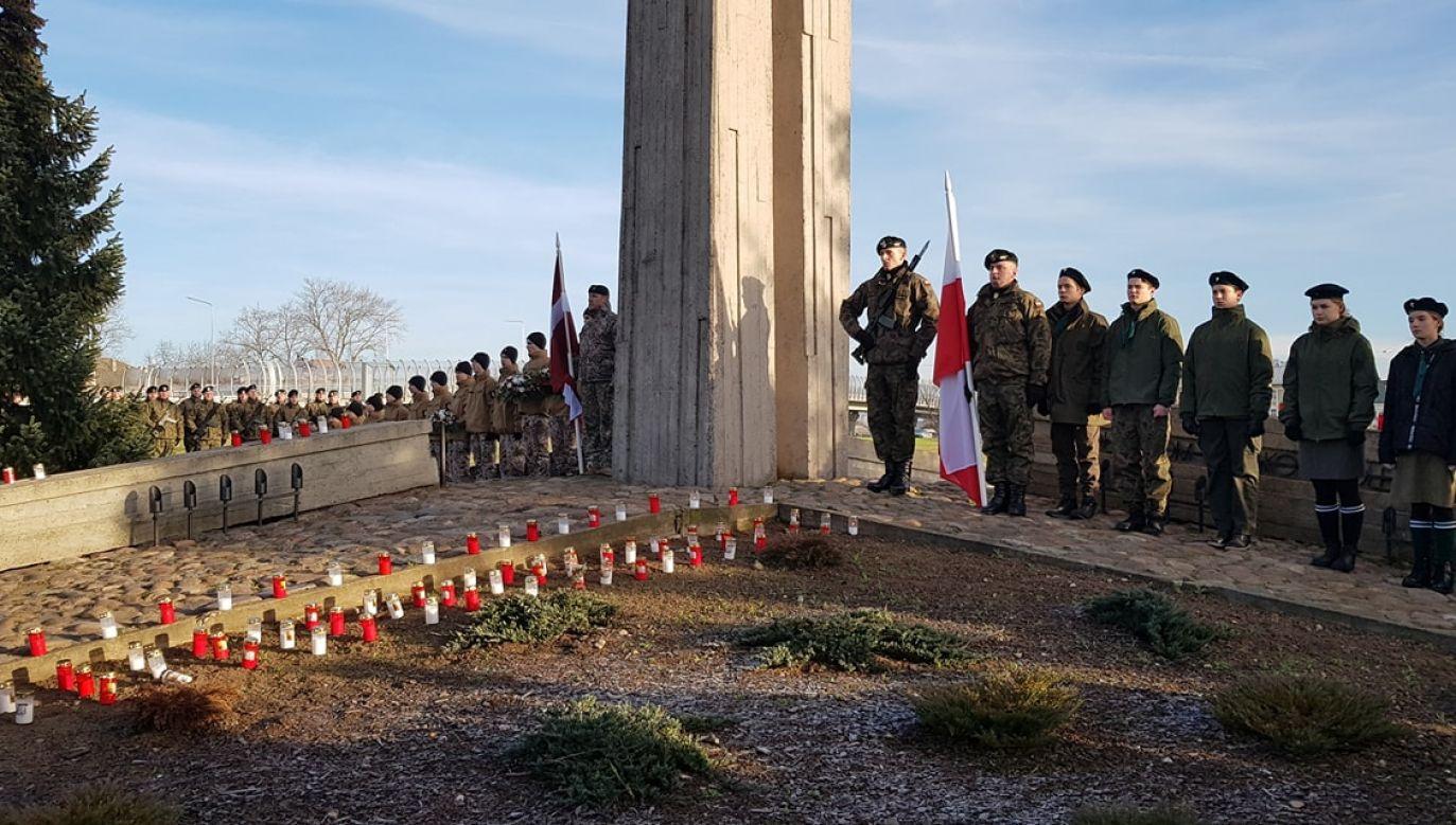 Photo: Facebook/Latvijas Armija