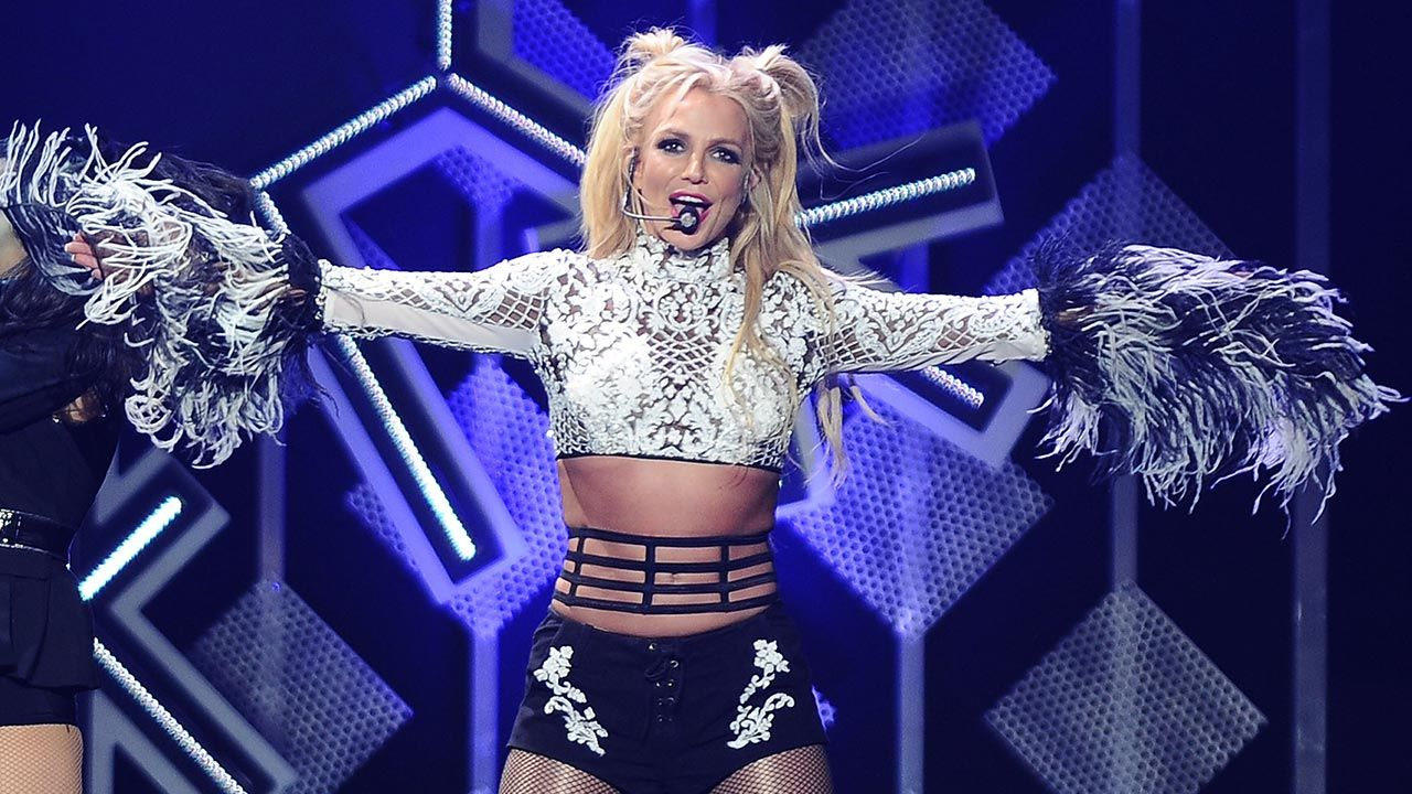 Britney Spears (fot. Jason LaVeris/FilmMagic)