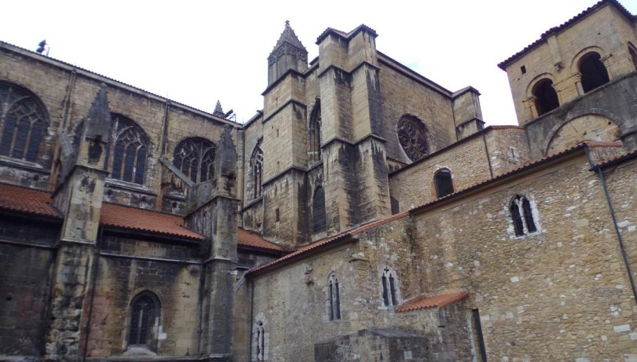Katedra w Oviedo (fot. portal tvp.info/Beata Sylwestrzak)