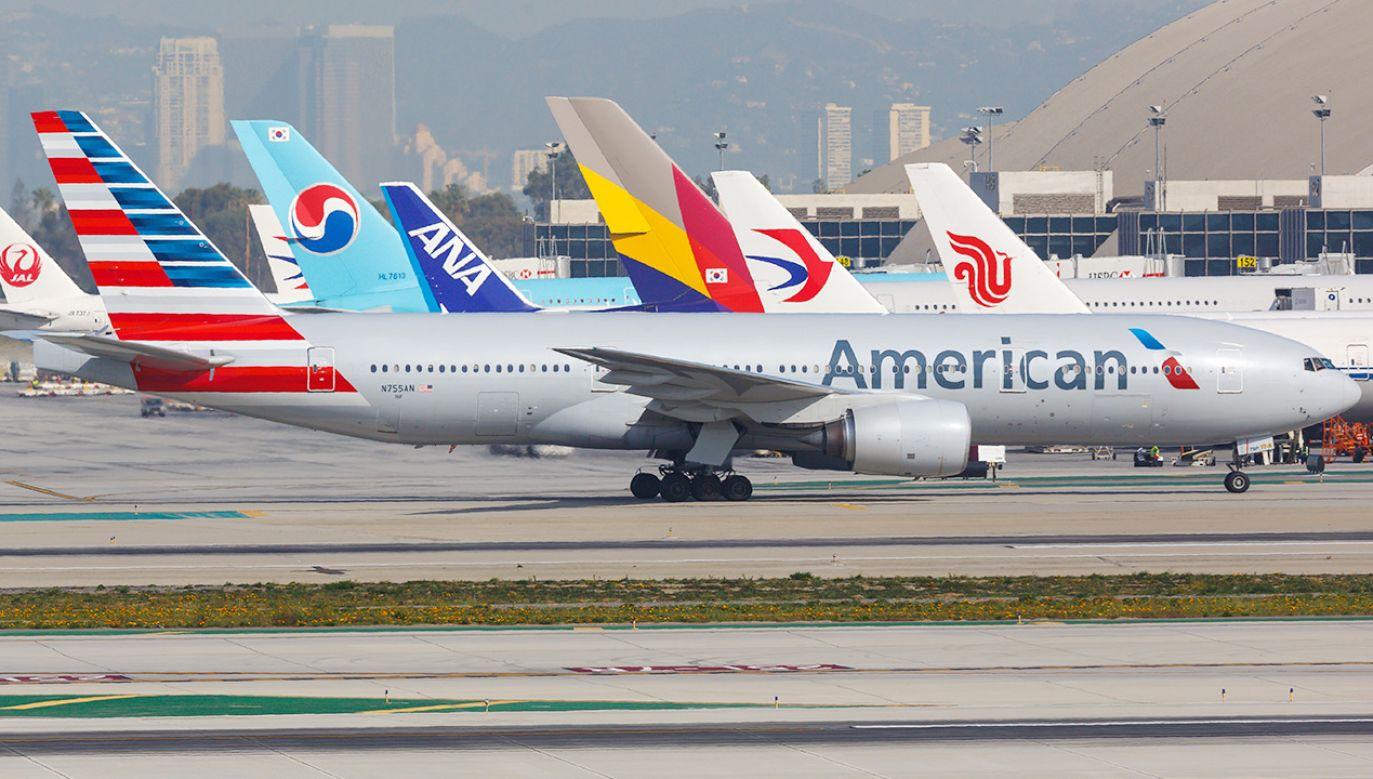 FAA opublikowała dokument z uwagi na geopolityczne napięcie (fot. Shutterstock)