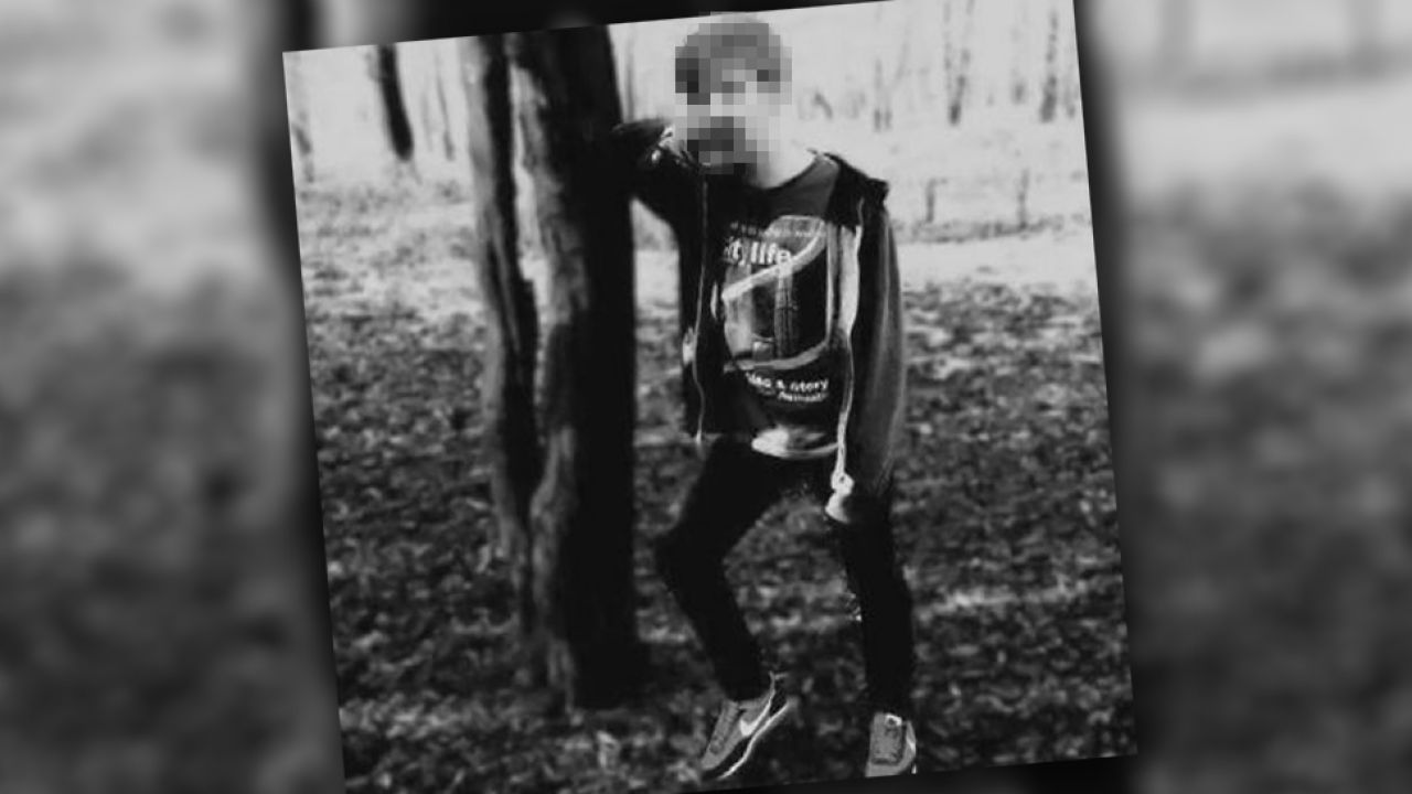 Dominik miał zaledwie 14 lat (fot. facebook.com)