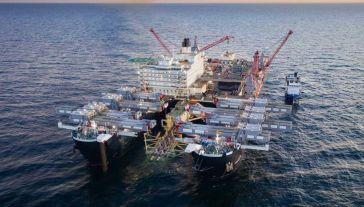 Nord Stream 2 sprzeciwiają się między innymi Polska i USA (fot. Nord Stream 2/mat.pras.)