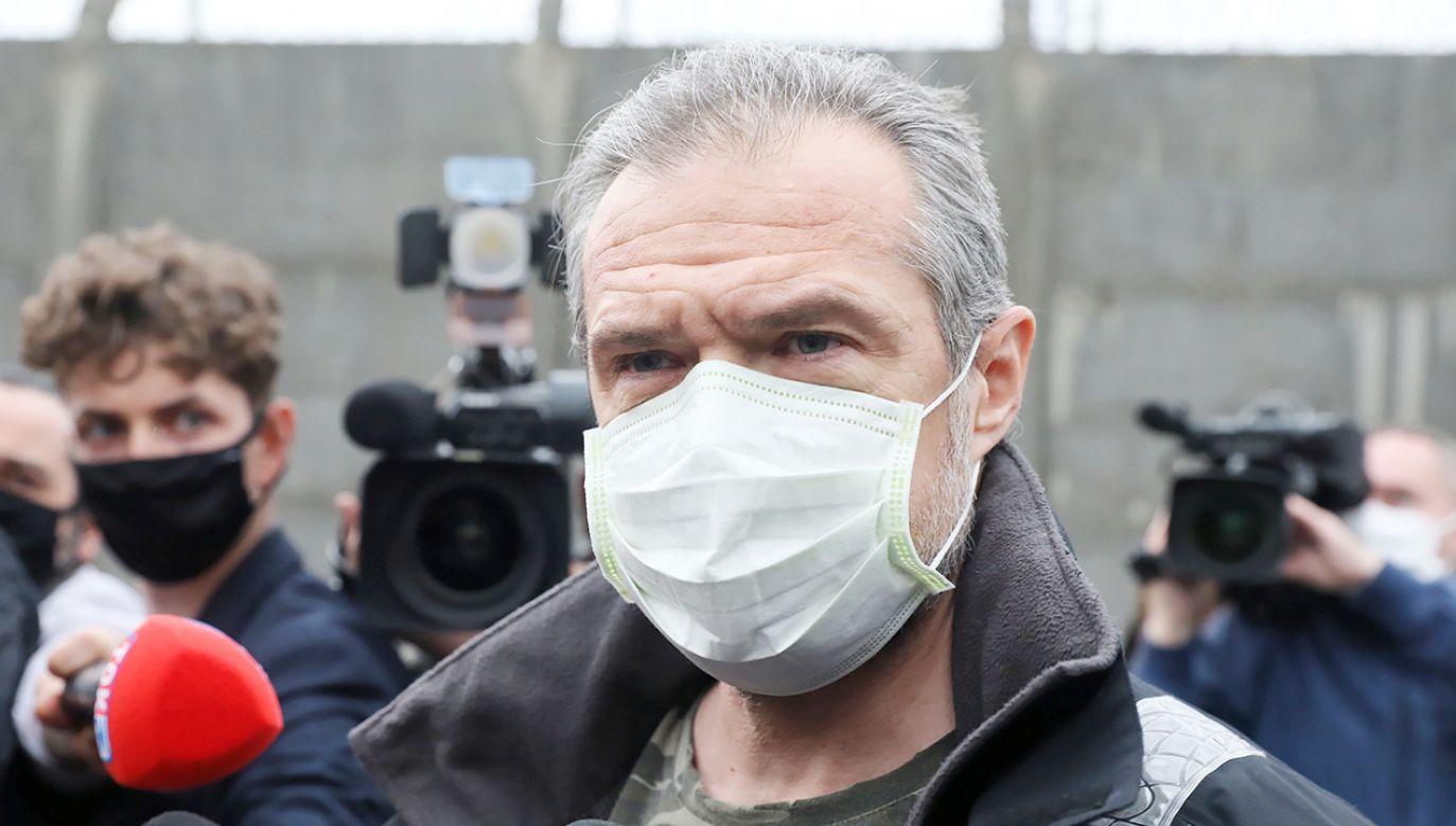 Zdaniem prokuratury wypuszczenie Nowaka oznacza zagrożenie dla prawidłowego biegu postępowania (fot. PAP/Tomasz Gzell)