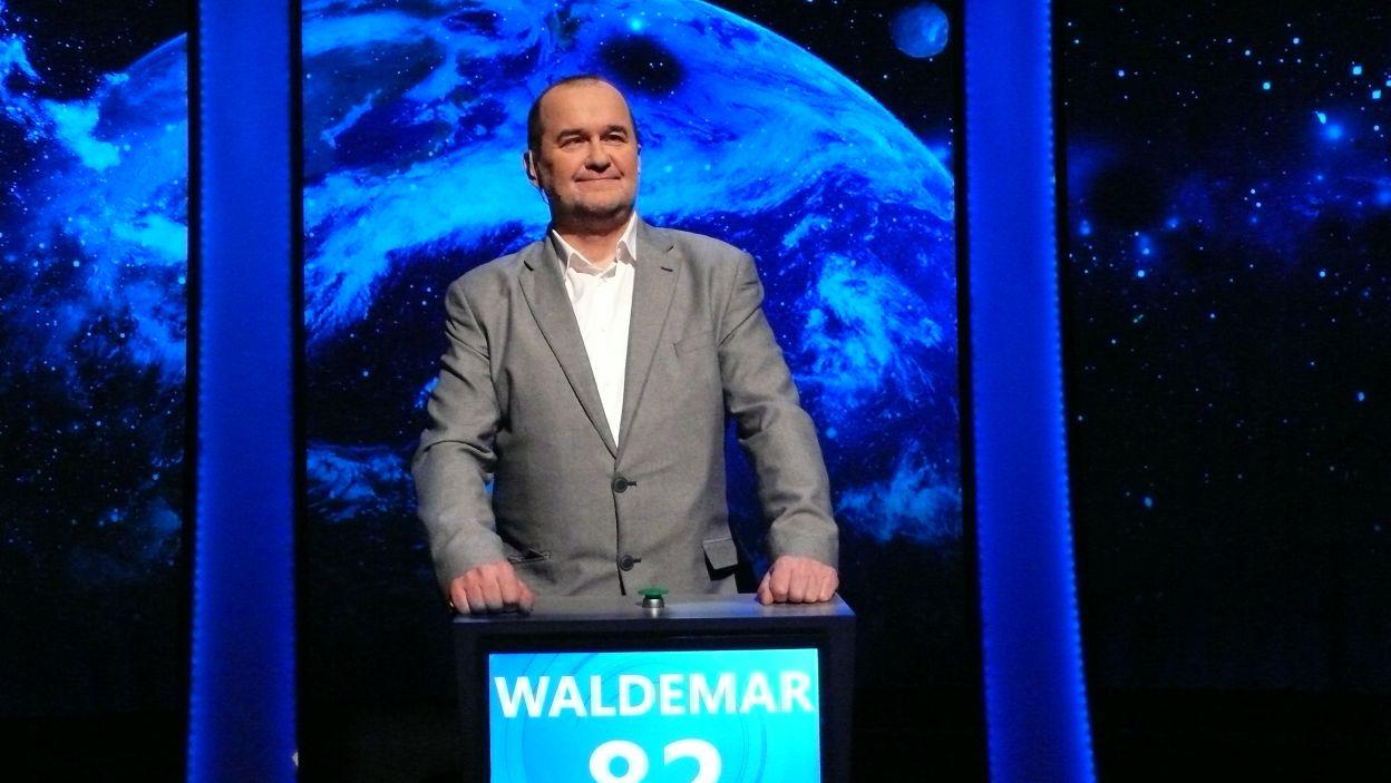 Pan Waldemar Groelich został zwycięzcą 20 odcinka 118 edycji