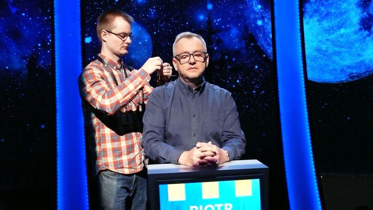 Pan Piotr za chwilę również będzie gotowy do rozgrywki 9 odcinka 116 edycji